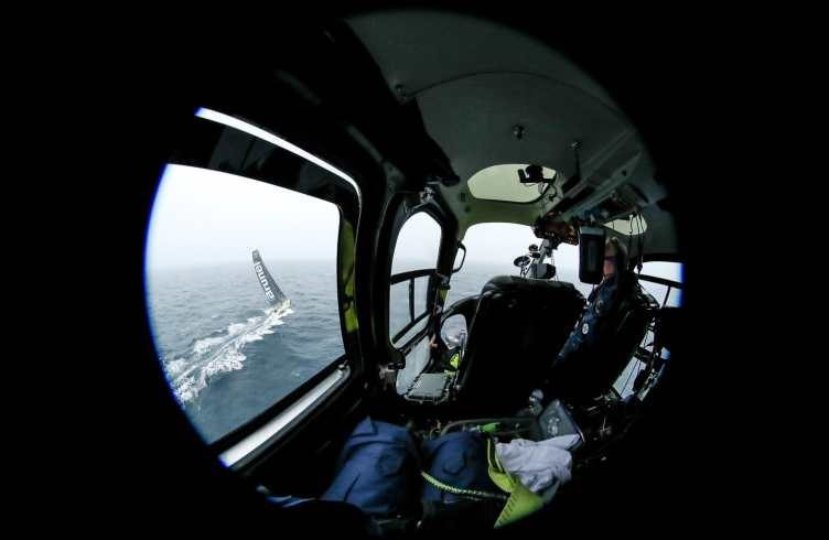 Aerial,Helicopter,Leg 10,2017-18,Team Brunel,Teams,Kind of picture,Cardiff-Gothenburg