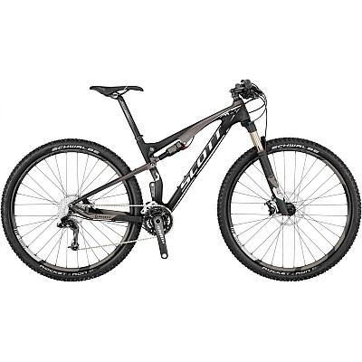 Brand 2012 Scott Spark 35 mountain Bike, 2011 Scott CR1 Elite