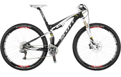 Brand 2012 Scott Spark 35 mountain Bike, 2011 Scott CR1 Elite