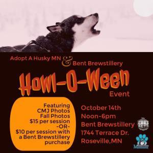 Bent Brewstillery Howl-o-ween