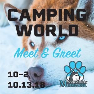 Camping World Meet and Greet