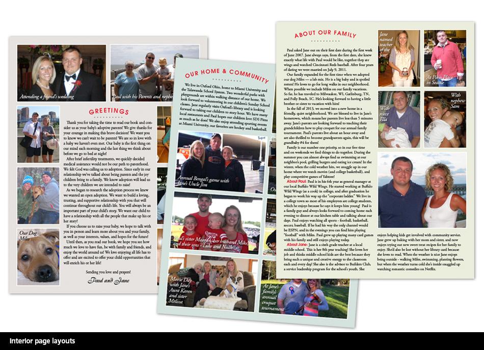 Adoption Profiles - Concept a Page 2