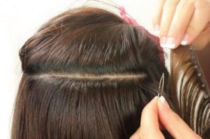 Hair Weaving Procedure and Its Advantages