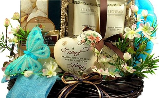 Special Friend Gift Basket