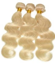russian blonde body wave bundle