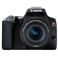 Canon EOS Rebel SL3 DSLR Camera with EF-S 18-55mm f/4-5.6 IS STM Lens - Black
