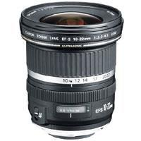 Canon Canon EF-S 10-22mm f/3.5-4.5 USM Zoom Lens