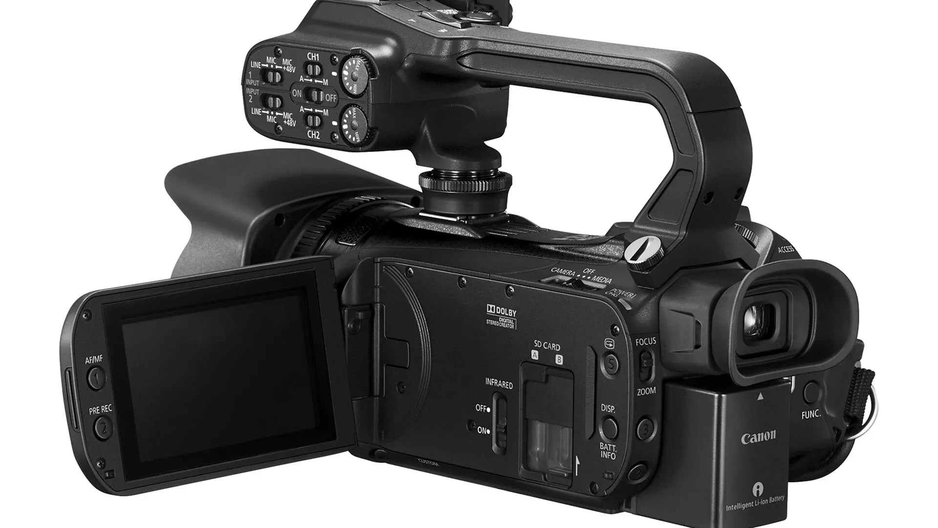 Canon Unveils 3 Portable Pro/Prosumer Camcorders - 42 West, the Adorama Learning Center