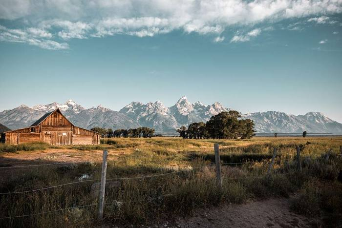 Photo by Ben Emrick on Unsplash jackson hole, wyoming