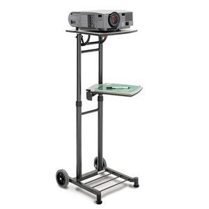 Da-Lite Stand Master I, Two Shelf Multimedia Projector