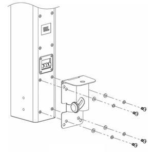 JBL MTC-CBT-SMB1 Stand-Mount Bracket for JBL SS2BK Speaker