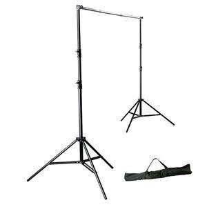 Photoflex DPFSBGSPKT First Studio BackDrop Support Kit