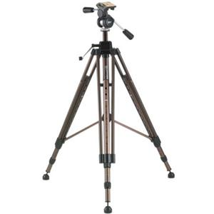 Smith-Victor PRO-4 3-section Aluminum Pro Tripod with 4A 3