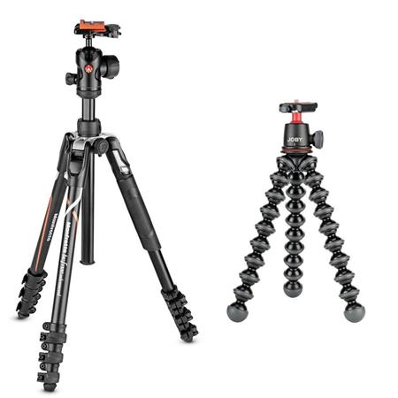 Manfrotto Befree 4-Section Tripod with Ballhead for Sony