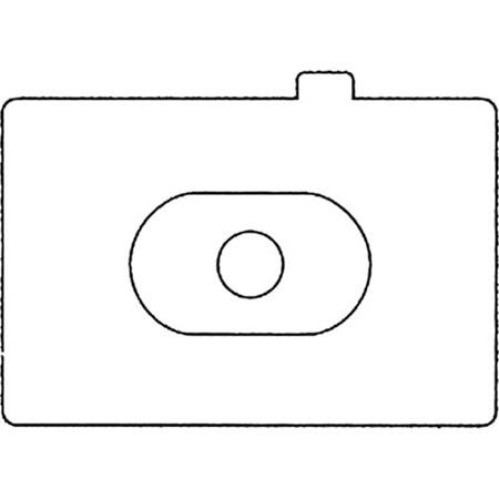 Canon EC-N Bright Laser Matte Focusing Screen 4729A001