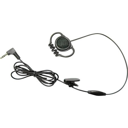 Eartec Loop Headset with Lapel Mic for Simultalk 24G