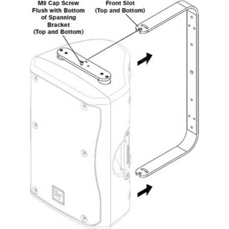 Electro Voice Ceiling Speaker Placement Calculator
