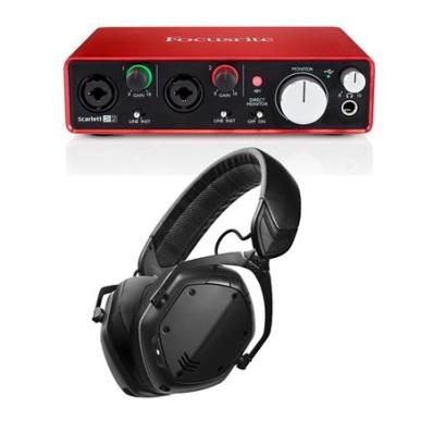Focusrite Scarlett 2i2 2nd Gen: Picture 1 regular