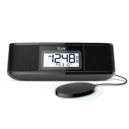 Iluv alarm clock user manual
