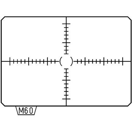Pentax Focusing Screen MI-60 AF Scale Matte for K7, K30