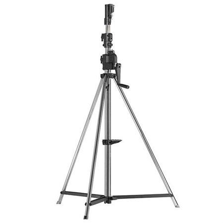 Kupo S401212 3-Section Wind-Up Stand with Auto Self-Lock