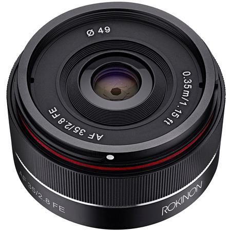 Rokinon 35mm f/2.8 AF: Picture 1 regular