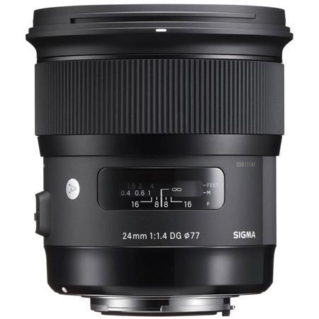Sigma 24mm F/1.4 DG HSM ART: Picture 1 regular