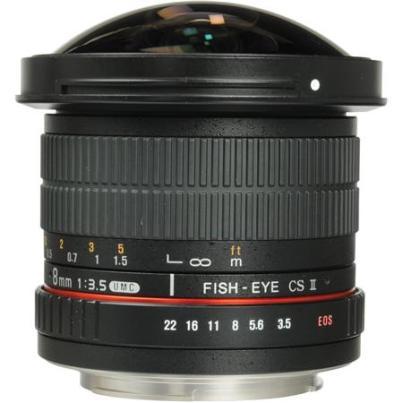 Samyang 8mmm F/3.5: Picture 1 regular