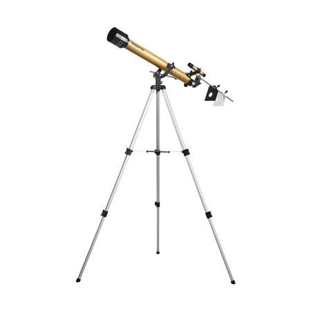 Tasco 660x 60mm Luminova Achromatic Refractor Telescope