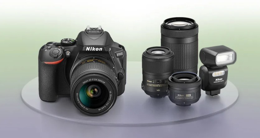 Welcome to the Nikon Imaging System