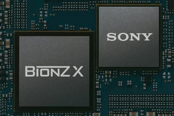 BIONZ X enhanced speed image processor