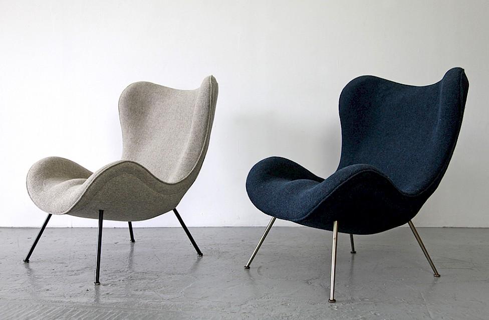 Lounge Sessel von Fritz Neth 12  Adore Modern