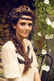 fairytale hairstyles fall in love