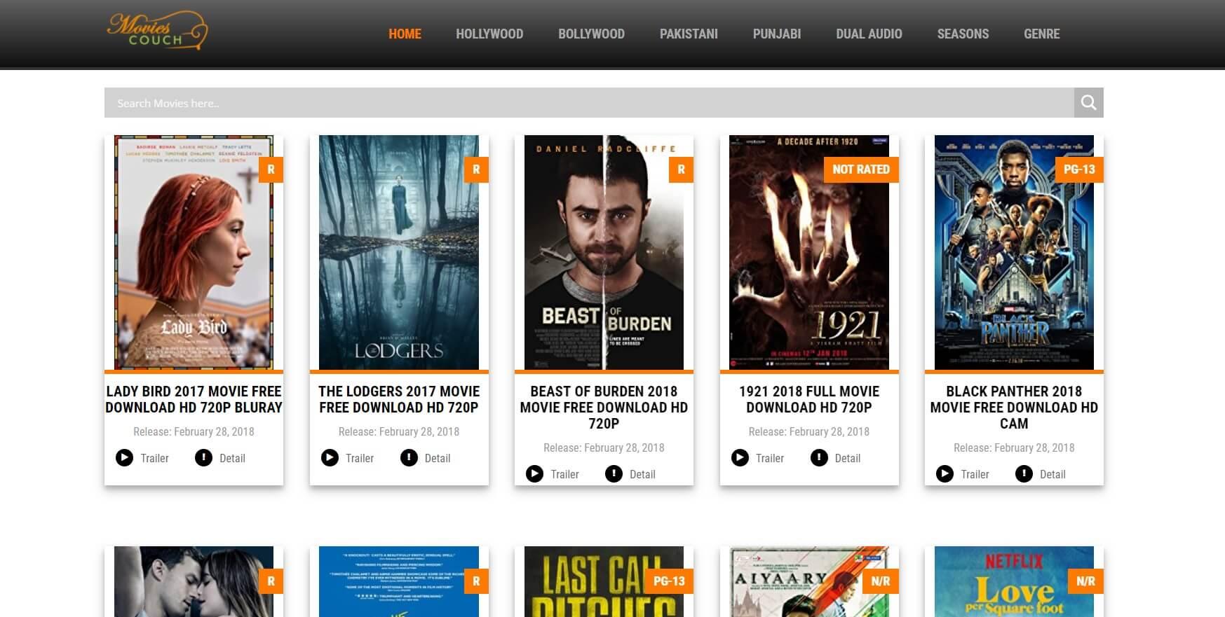 top 10 free movie