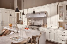 Dura Supreme Kitchen Cabinets White