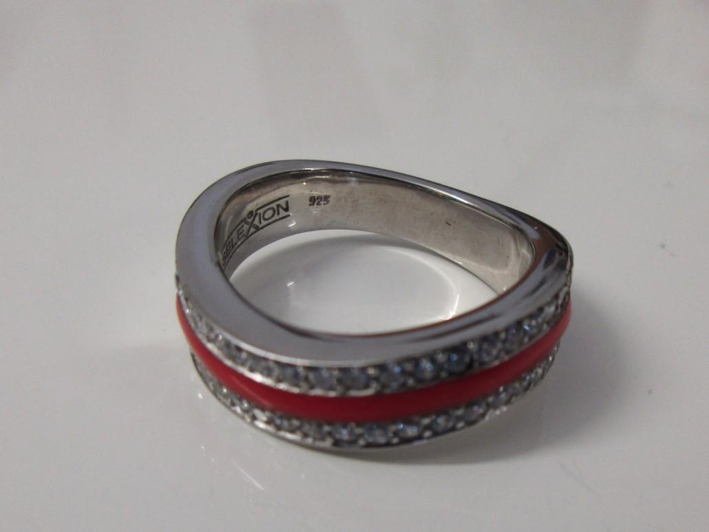 Selexion Silberring  Juwelier adoro