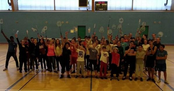 tournoi badminton inter mpt