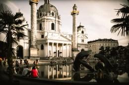 [FAKE NEWS] Viennas biggest mosque according to dietagespresse.com. Some even believe this...