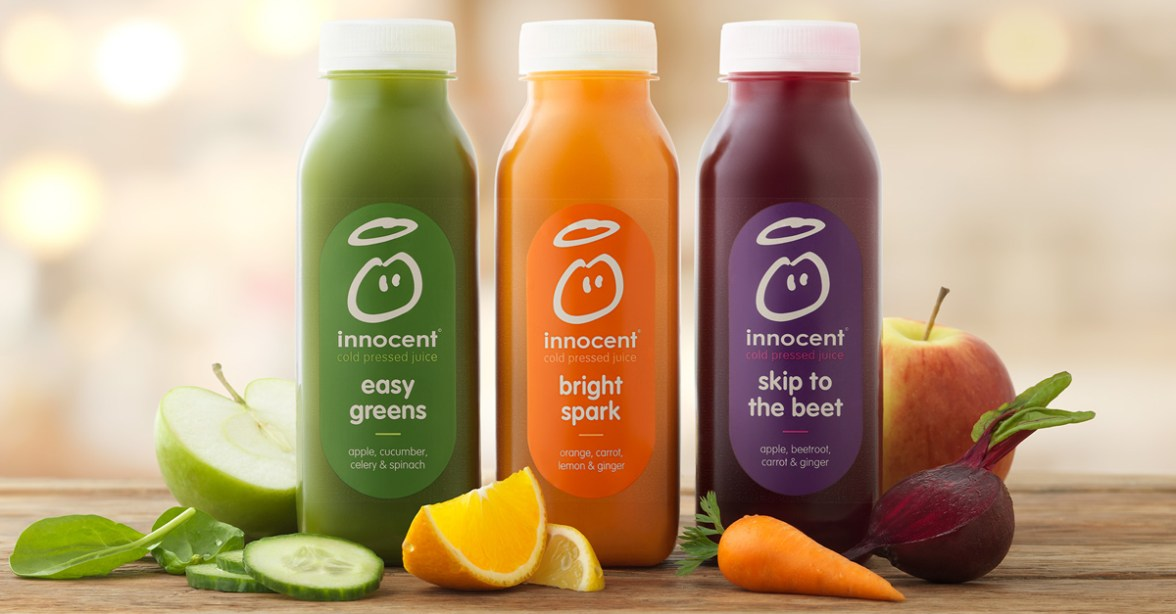 Does your brand stand out? Innocent drinks, a case study