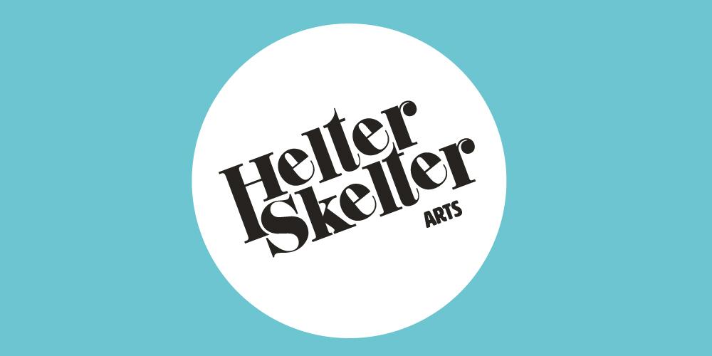 Helter Skelter arts logo