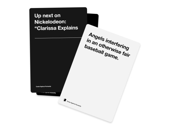 Cards against humanity brand pack