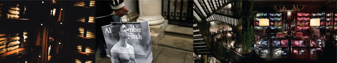 Create a brand Abercrombie and Fitch