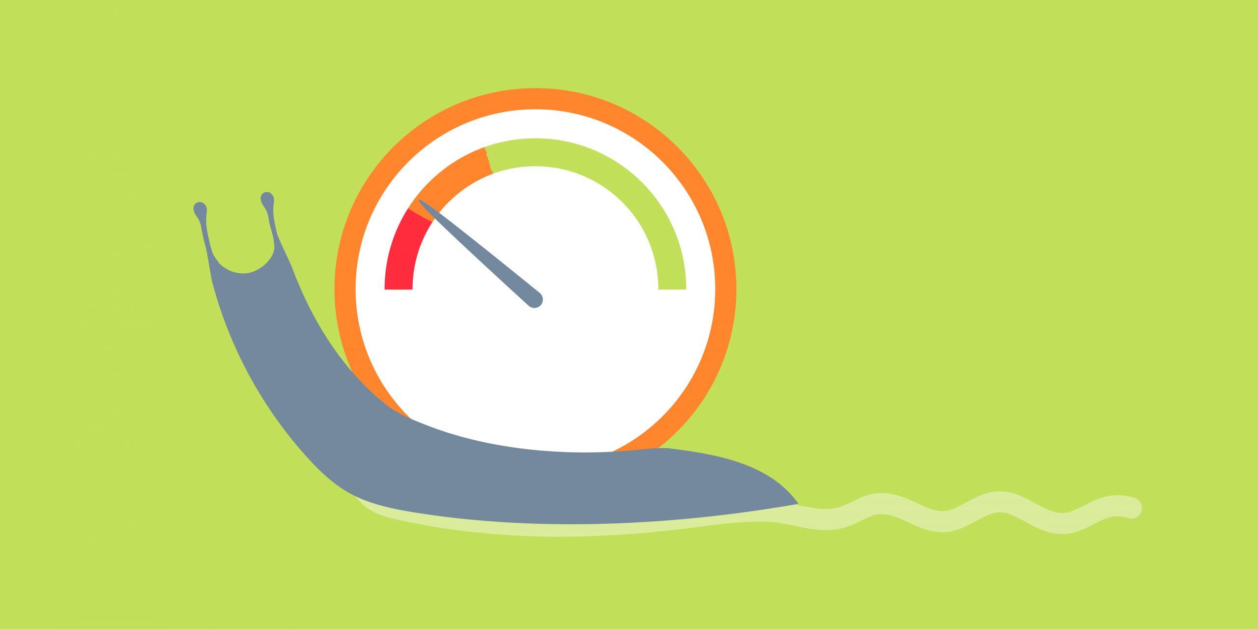 Speed on websites
