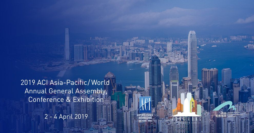 2019 ACI Asia-Pacific / World Annual General Assembly. Conference & Exhibition – WAGA 2019 | ADP Ingénierie