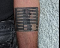 Glitch Tattoo