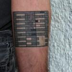 Glitch Tattoo