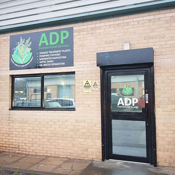 ADP Environmental Services Offices
