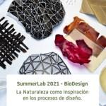 Curso de verano de introducción a la ciencia de la biomímesis y los principios del diseño bioinspirado para ayudar a lograr la innovación en los procesos creativos y diseñar nuevas realidades.