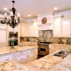Granite Kitchens Themed Kitchen Decor Countertops Orlando Adp Surfaces Custom Golden Oak Countertop With Backsplash By