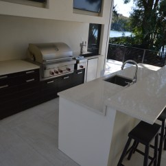Outdoor Kitchens Orlando Kitchen Bars Countertops Adp Surfaces White Granite Countertop By In Florida